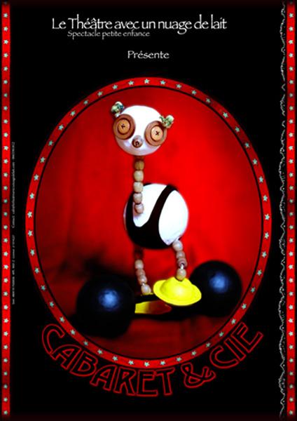 Affiche du spectacle - Cabaret & Cie